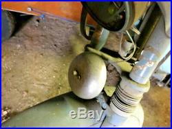 1 ancienne MOBYLETTE BB PEUGEOT GRIFFON 1957 sans moteur