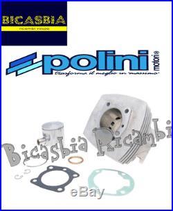 10709 Cylindre Polini Aluminium DM 46 Peugeot 103 104 105 GL10 Spx
