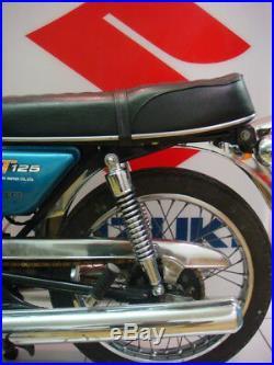 125 Gt Suzuki Amortisseurs Adapatble Type Origine