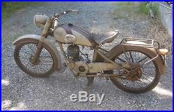 125 RADIOR RN3TT moteur nervor 1951 livrable