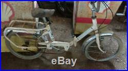 2 ancien MINI VÉLOS MOTOBECANE +MOTOCONFORT, moto, cyclo, no émaillé