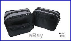 2 sacs intérieurs pour BMW R1200GS-LC à partir de 2013 bagage R1200 GS LC