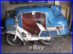 ANCIEN SOLEX FLASH T600 1970 scooter, moto, cyclo, no émaillée