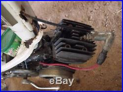 ANCIENNE MOBYLETTE PEUGEOT 102 1968 scooter, moto, cyclo, no émaillée