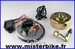 Allumage stator Complet pour Mobylette Motobecane MBK 51