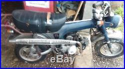 ancien honda dax st 70 1979 c g scooter moto cyclo peugeot no maill e moto de. Black Bedroom Furniture Sets. Home Design Ideas