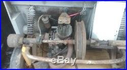 Ancien MICROCAR AUTO MINI KV 1970 125 CM3, vintage, MOCHET, ISSETTA