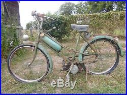 Ancien MOTEUR A GALET BIMA, loft, vintage, industriel, scooter, moto, cyclo, peugeot