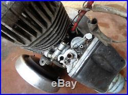 Ancien Moteur AV88 MOTOBECANE MOTOCONFORT mobylette ancienne carburateur