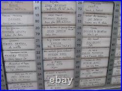 Ancien juke box PRESTO SYMPHOMATIC MARK III 1970, bistrot, no émaillée