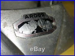 Ancien support de compteur ARDOR, scooter Vespa, acma 52, tringle, Lambretta C, an. 50