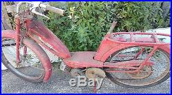 Ancienne MOBYLETTE PEUGEOT 101 1967, scooter, moto, cyclo, motobécane