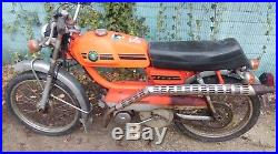 Ancienne MOBYLETTE PEUGEOT TSA 1974, vintage, scooter, moto, cyclo