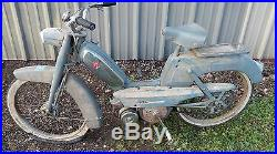 Ancienne MOBYLETTE peugeot bb vrt 1965, vintage, scooter, moto, cyclo, peugeot