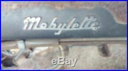 Ancienne mobylette motoconfort AU42 1962, scooter, moto, cyclo, peugeot