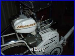 BIANCHI AQUILOTTO PLIANT 1967 ETAT D ORIGINE solex micron vespa scooter terrot