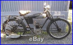 BMA THOMANN années 30 moto de collection