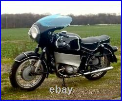 BMW Churchgate Rare Carénage Original R50 R60 R69S (Hoske Peel Meier Avon)