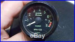 BMW R80 GS Compte-tours