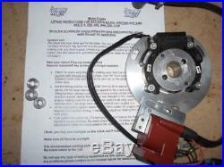 BSA Singles B 50, C 15, B 25, B 40, B 44 PVL ignition systemes