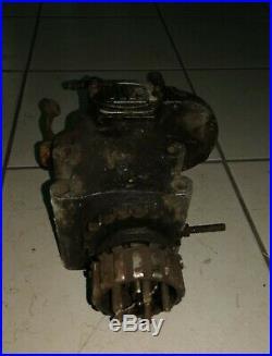 Boite de vitesses posée 4 goujons collection TERROT magnat debon 350 500 1930