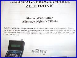 Boitier zeeltronic yamaha 125 tzr 240 tdr 250 tdr 250 tzr 500 rdlc 500 rz 500 rd