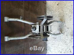 Bras oscillant double variateur Peugeot 103 HP HPL TSER TSM avec poulie