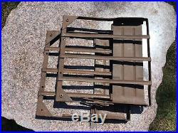 Bsa wm20 matchless g3l norton 16h ariel wng ww2 pannier frames