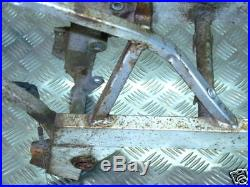 Cadre Suzuki Gag Gsx R 50 Rb Collection (ysr Rv)