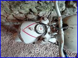 Cadre motoconfort C45 Moto ancienne collection pour pièce
