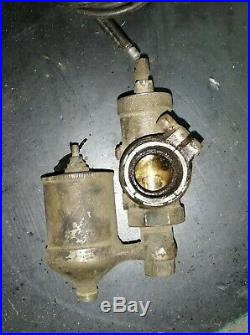 Carburateur bronze GURTNER M22-D peugeot terrot monet goyon 1920 1930 350 500