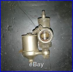 Carburateur bronze GURTNER M23,5 peugeot terrot monet goyon 1920 1930 350 500