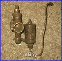 Carburateur bronze GURTNER type D peugeot terrot monet goyon 1920 1930