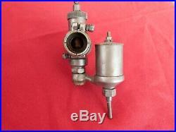 Carburateur en bronze AMAC 30 MSY