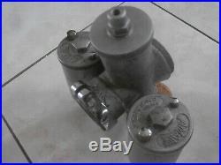 Carburateur racing, Vintage Pré War Amal Racing du carburateur, Speedway, JAP