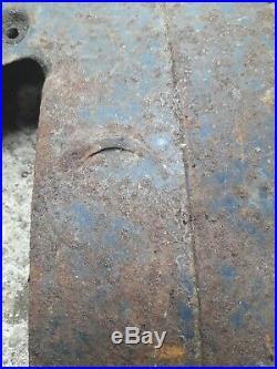 Carters latéraux droite gauche Motobécane D52 bleue D75