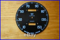 Compteur chronometric Smith speedometer Vincent Black Shadow 5
