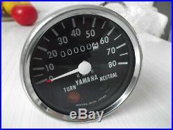 Compteur yamaha ty 50/80 neuf COMPLET, faisceau et support