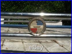 Crash-barres Falbo Cavalli pour Vespa large frame