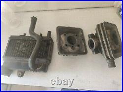 Culasse cylindre et radiateur eau peugeot 103 / mobylette / rcx / spx liquide