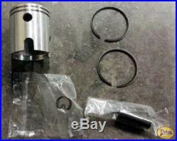 Cylindre Complet Alu Ø41 3 Transferts & Piston Préparé Solex Compétition 3800