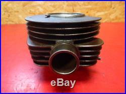 Cylindre VESPA ACMA 150CC GL diamètre 58,5 mm N°3 NOS