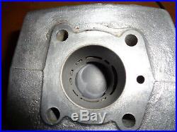Cylindre-piston Giraudo 50cc! Peugeot 103 Sp-mvl-spx-rcx
