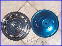 Enjoliveur de roue Ulma pour Vespa GS 150 Vigano Ardor Biemme