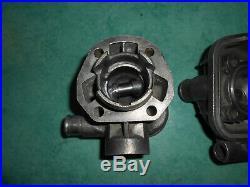 Ensemble cylindre / piston / culasse Motobécane 51 liquide 512