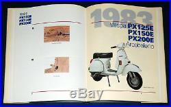 Ensemble de 5 volumes Vespa Tecnica en anglais Broché