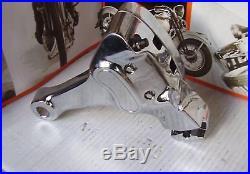 Etrier de frein 4 pistons pour Harley sportster 00-03