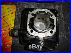Haut-moteur Malossi 50cc G2 R Liquide A Barette! 103 Sp-mvl-spx-rcx