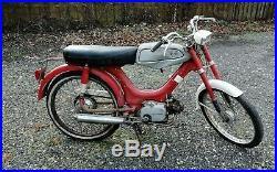 Honda 50 PS50 1971 état d'origine a restaurer type amigo cyclosport a vitesses