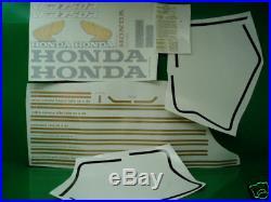 Honda Vfr 750 R Rc30 Série Adhésifs